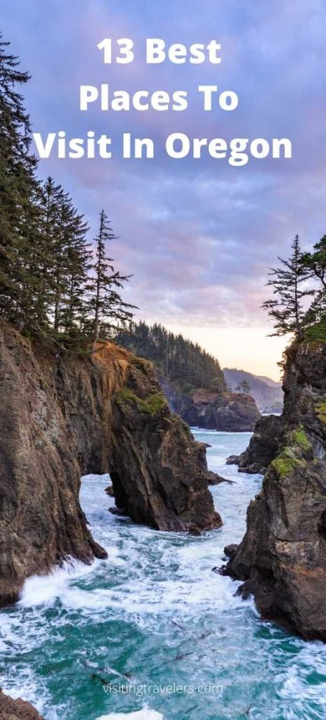 Best Places To Visit In Oregon guide