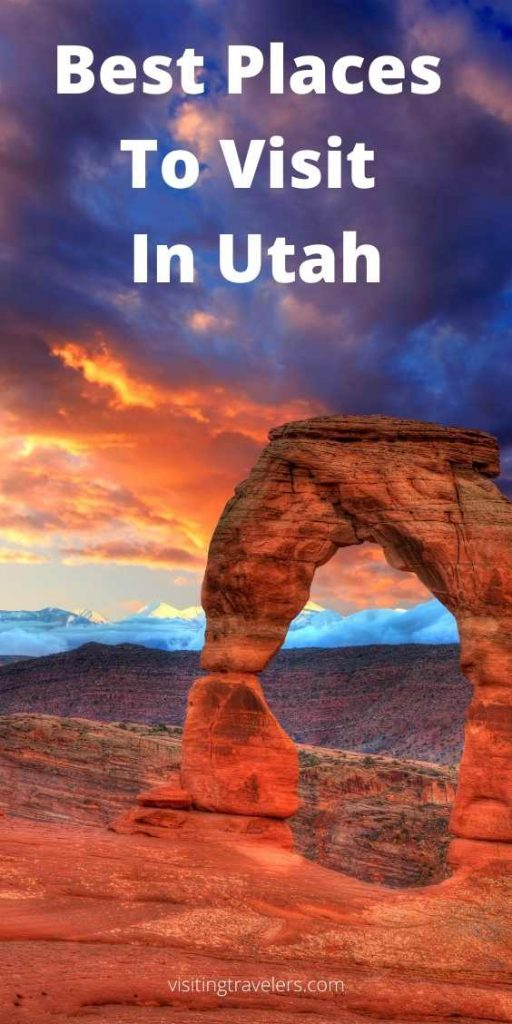Cheap Best Places To Visit in Utah