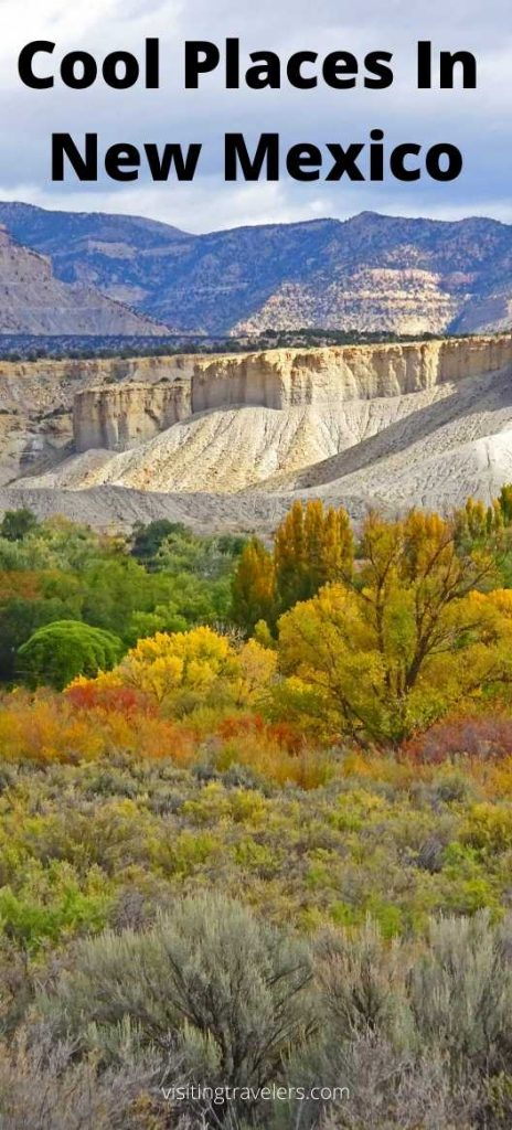 Cool Places In New Mexico guide