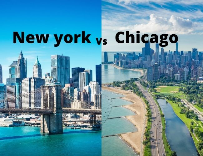 Where Would You Rather Live New York City Or Chicago